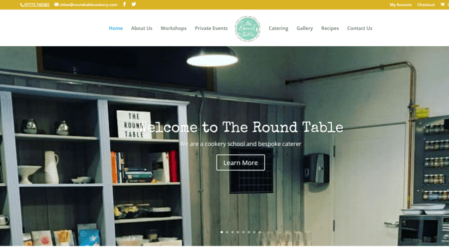 Roundtable Cookery