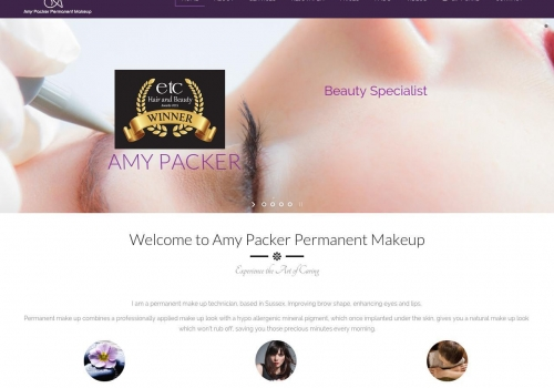 Amy Packer Permanent Makeup