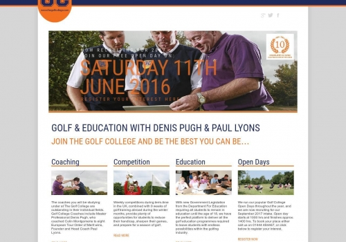 The Golf College – Lindfield